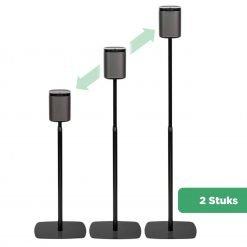 sonos play 1 verstelbare standaard zwart