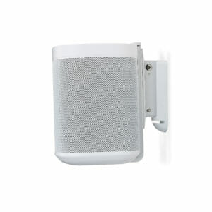Sonos one muurbeugel wit 13