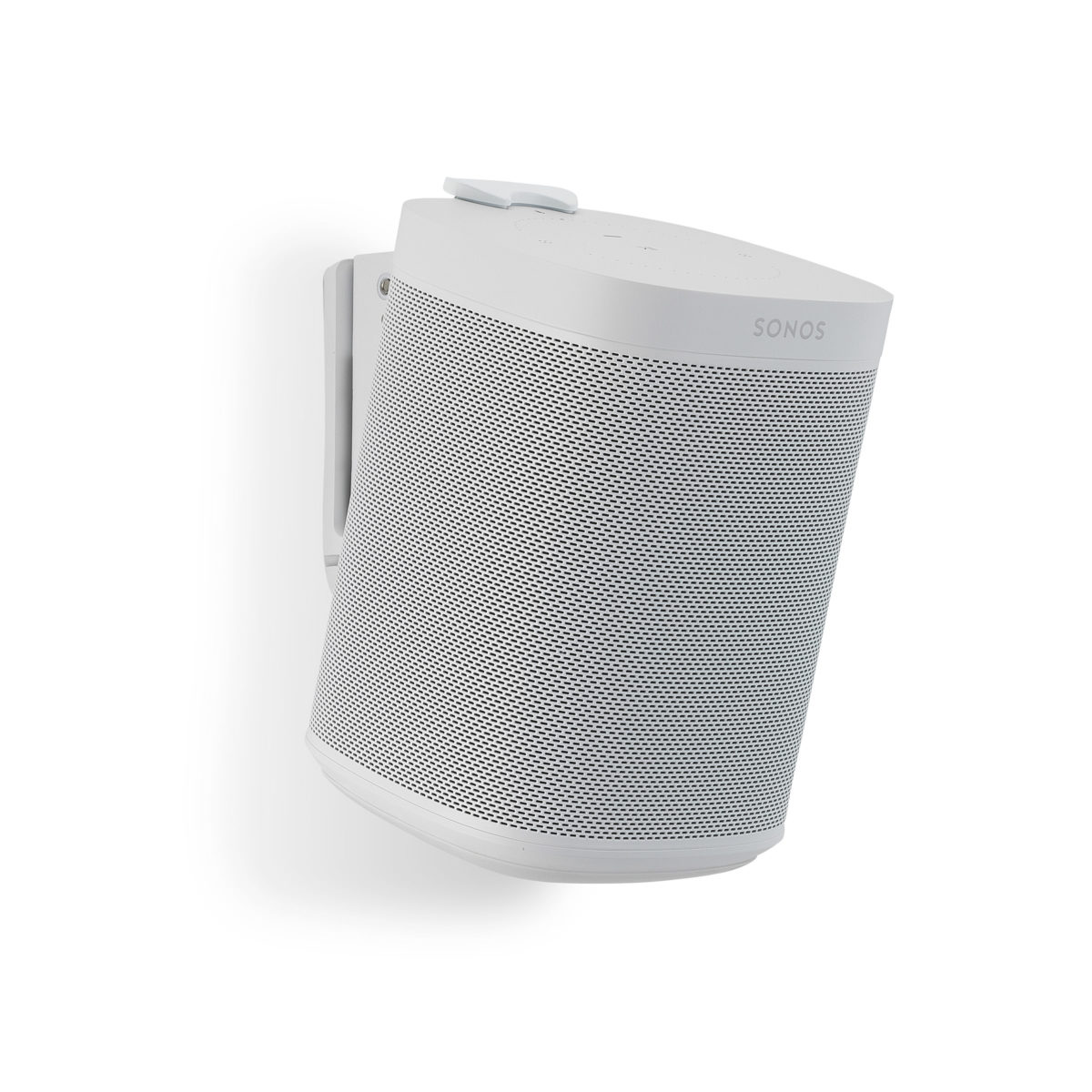 Sonos one muurbeugel wit 7