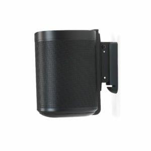 Sonos one muurbeugel zwart 13
