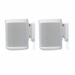 Sonos one set muurbeugels wit