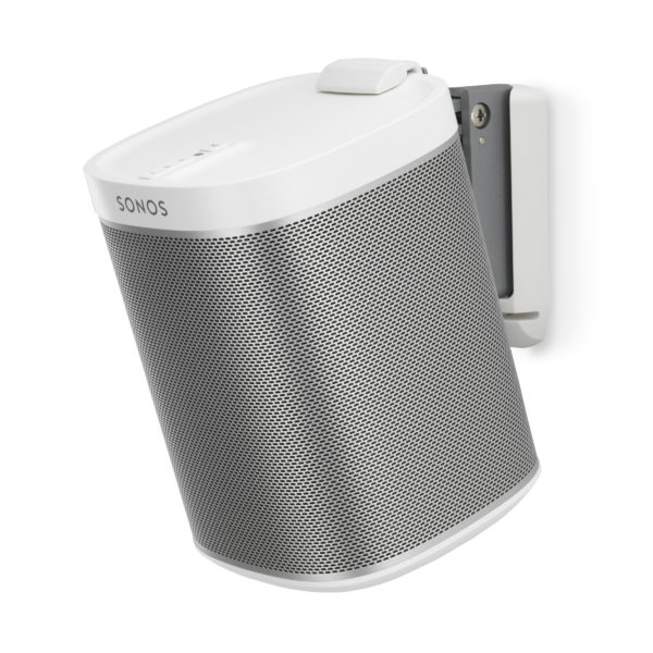 Sonos play 1 muurbeugel wit 7