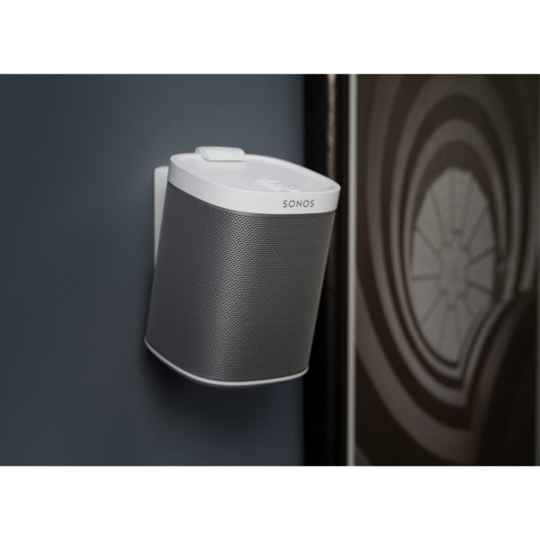 Sonos play 1 muurbeugel wit 8