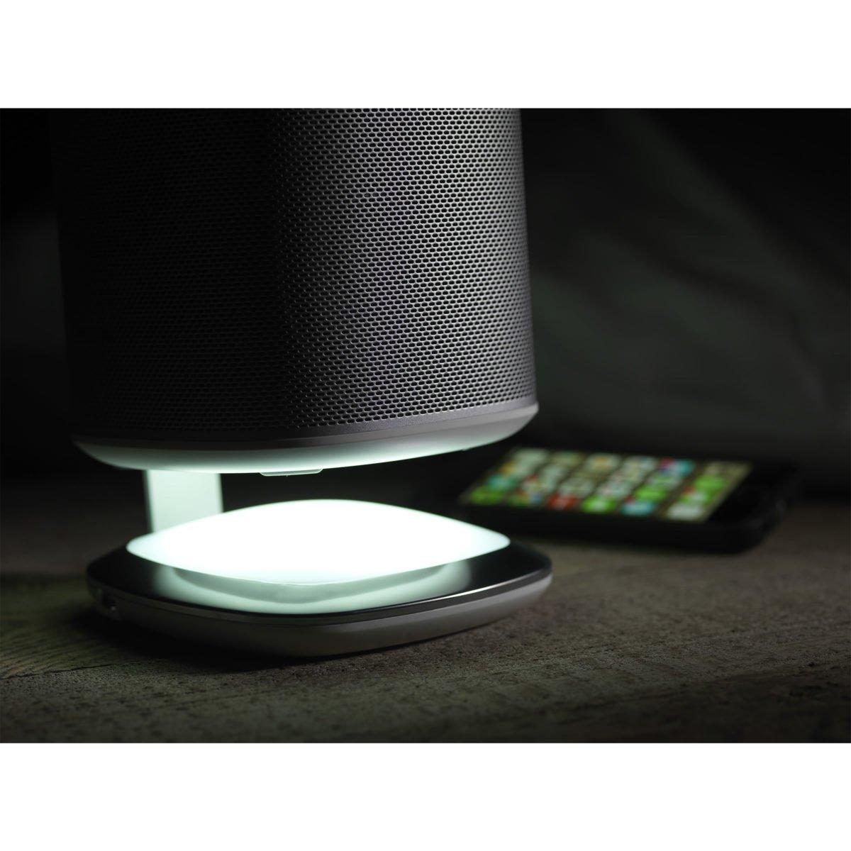 Sonos play 1 tafelstandaard met verlichting wit 10