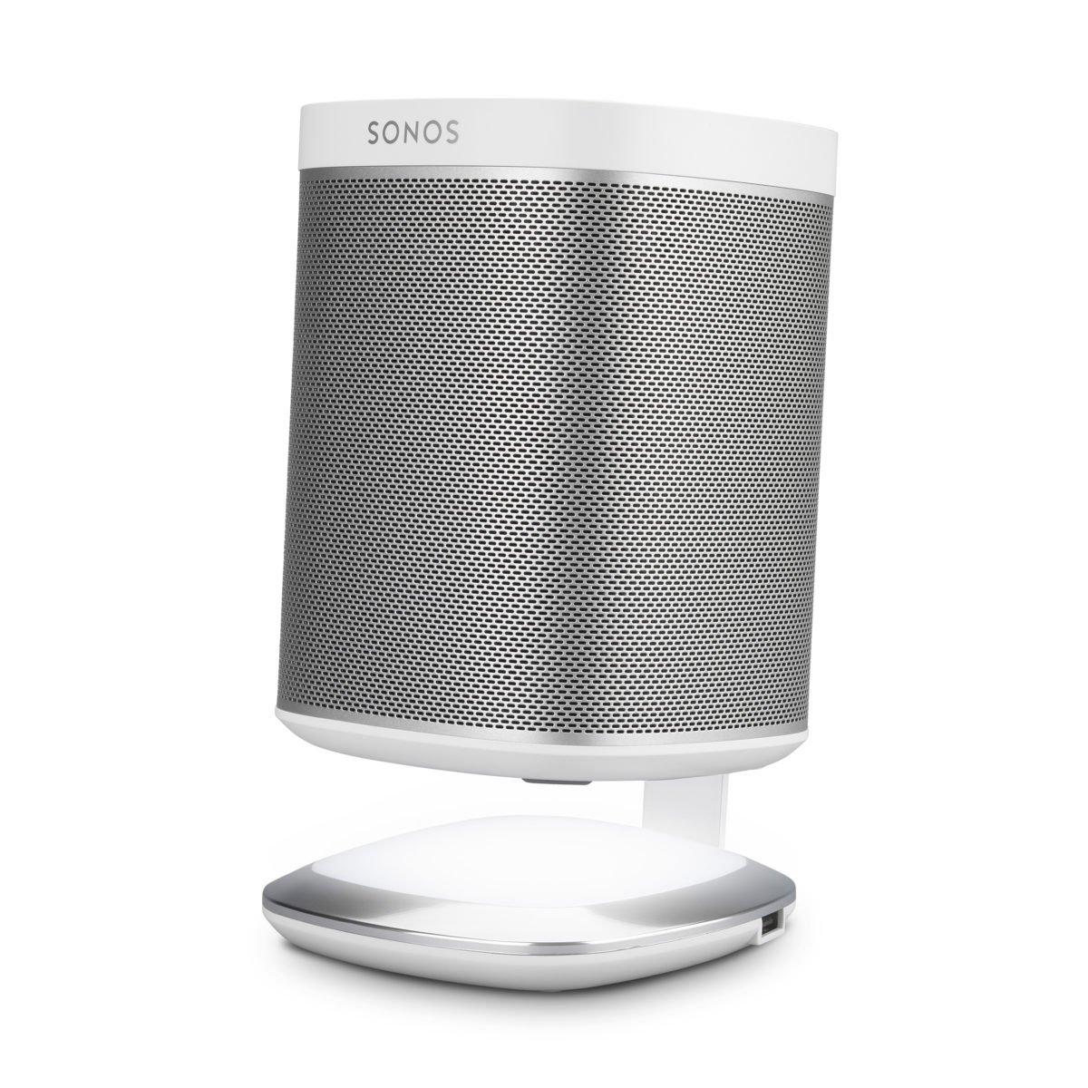 Sonos play 1 tafelstandaard met verlichting wit 6