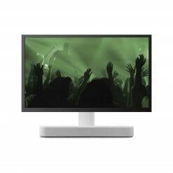 Sonos Beam verstelbare tv standaard wit 7