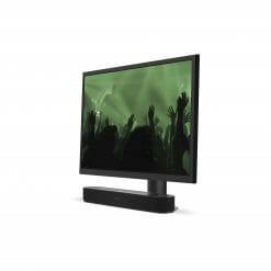 Sonos Beam verstelbare tv standaard zwart 2