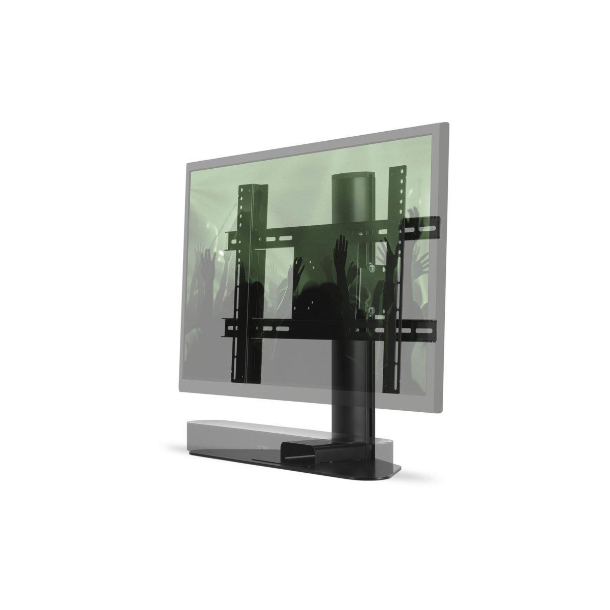 Sonos Beam verstelbare tv standaard zwart 3