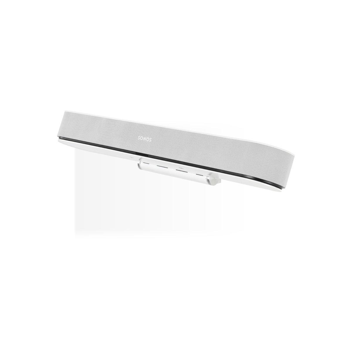 Sonos Beam verstelbare muurbeugel wit