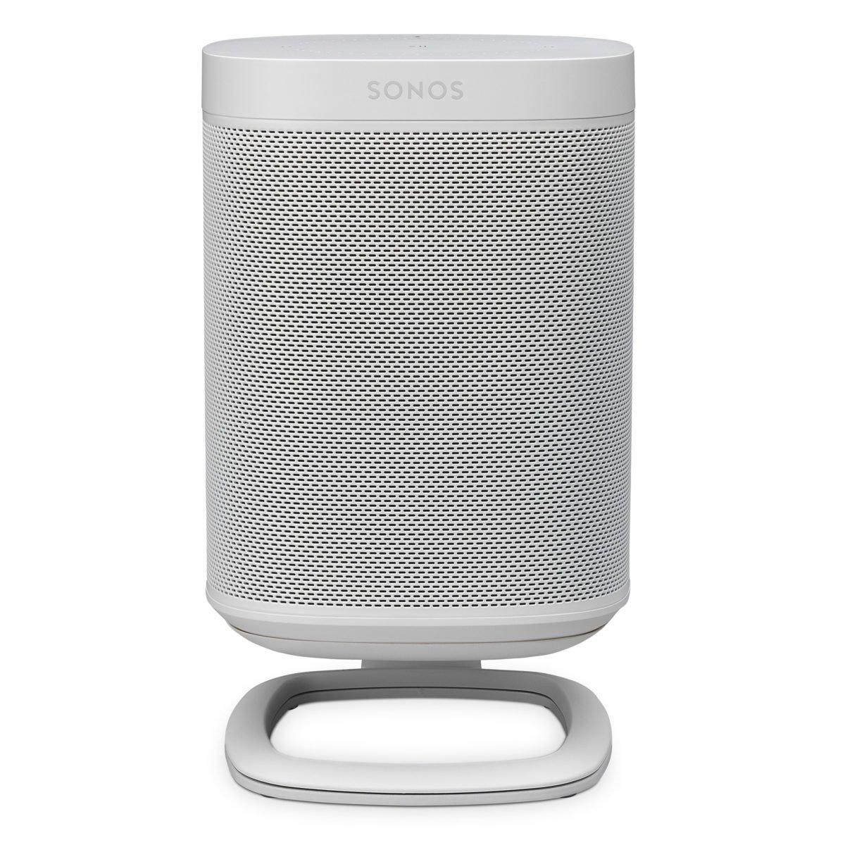 Sonos One tafelstandaard wit 6