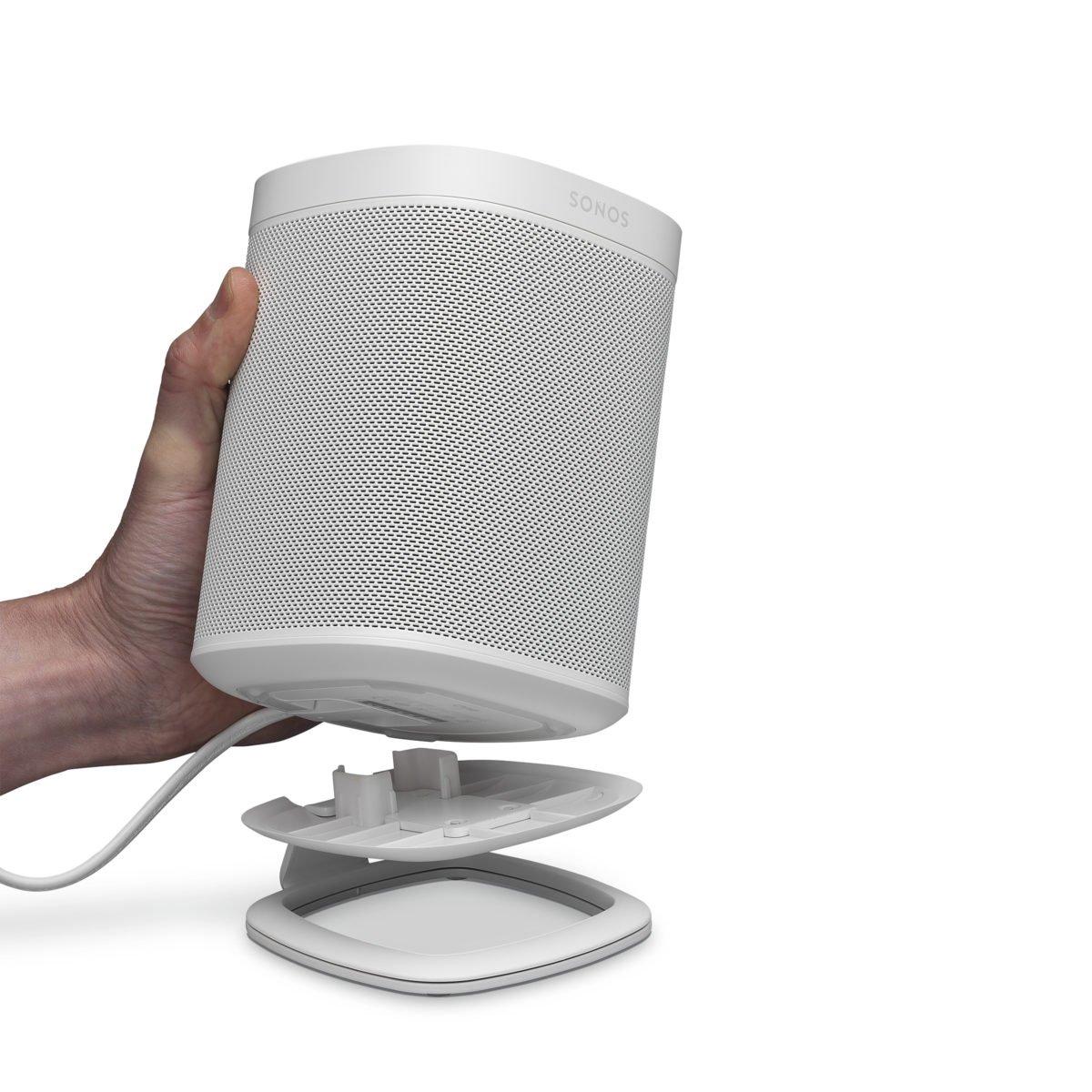 Sonos One tafelstandaard wit 9