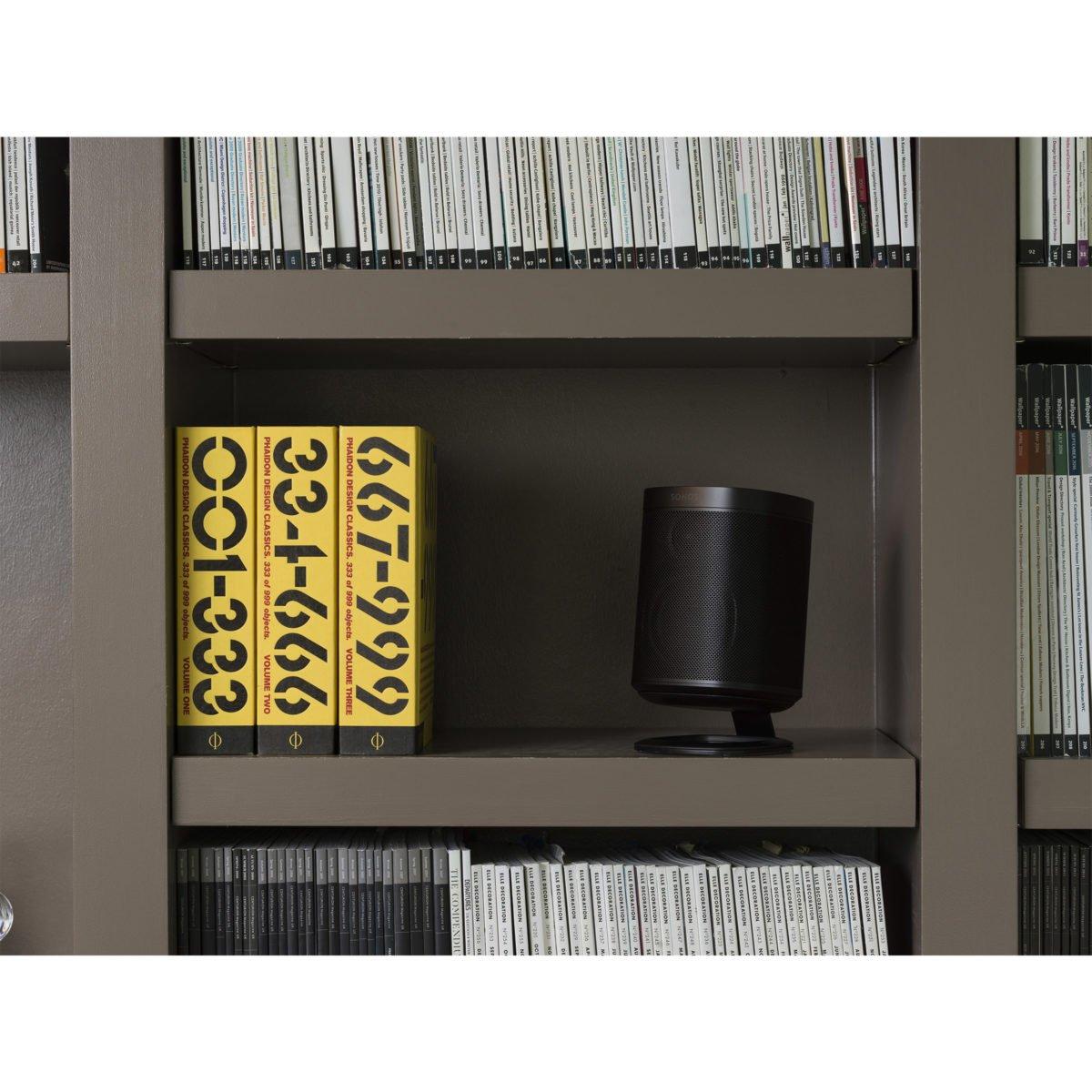 Sonos One tafelstandaard zwart 11