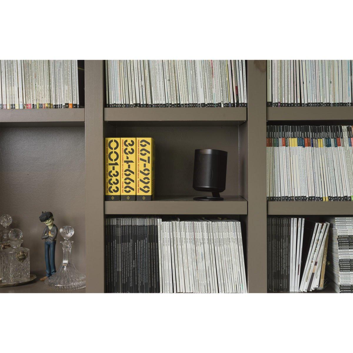 Sonos One tafelstandaard zwart 12