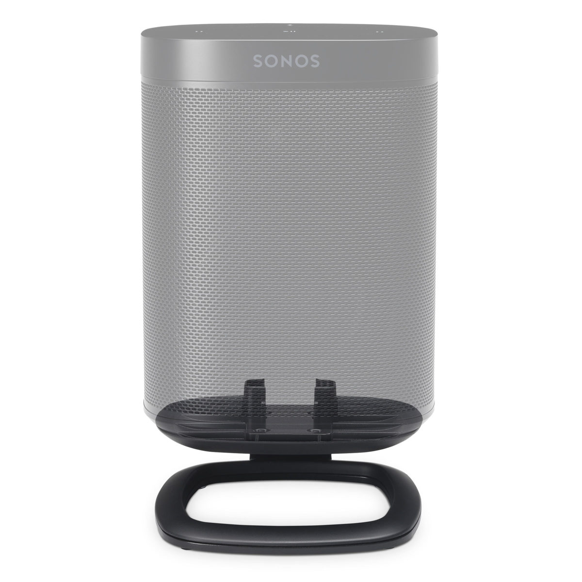 Sonos One tafelstandaard zwart 7