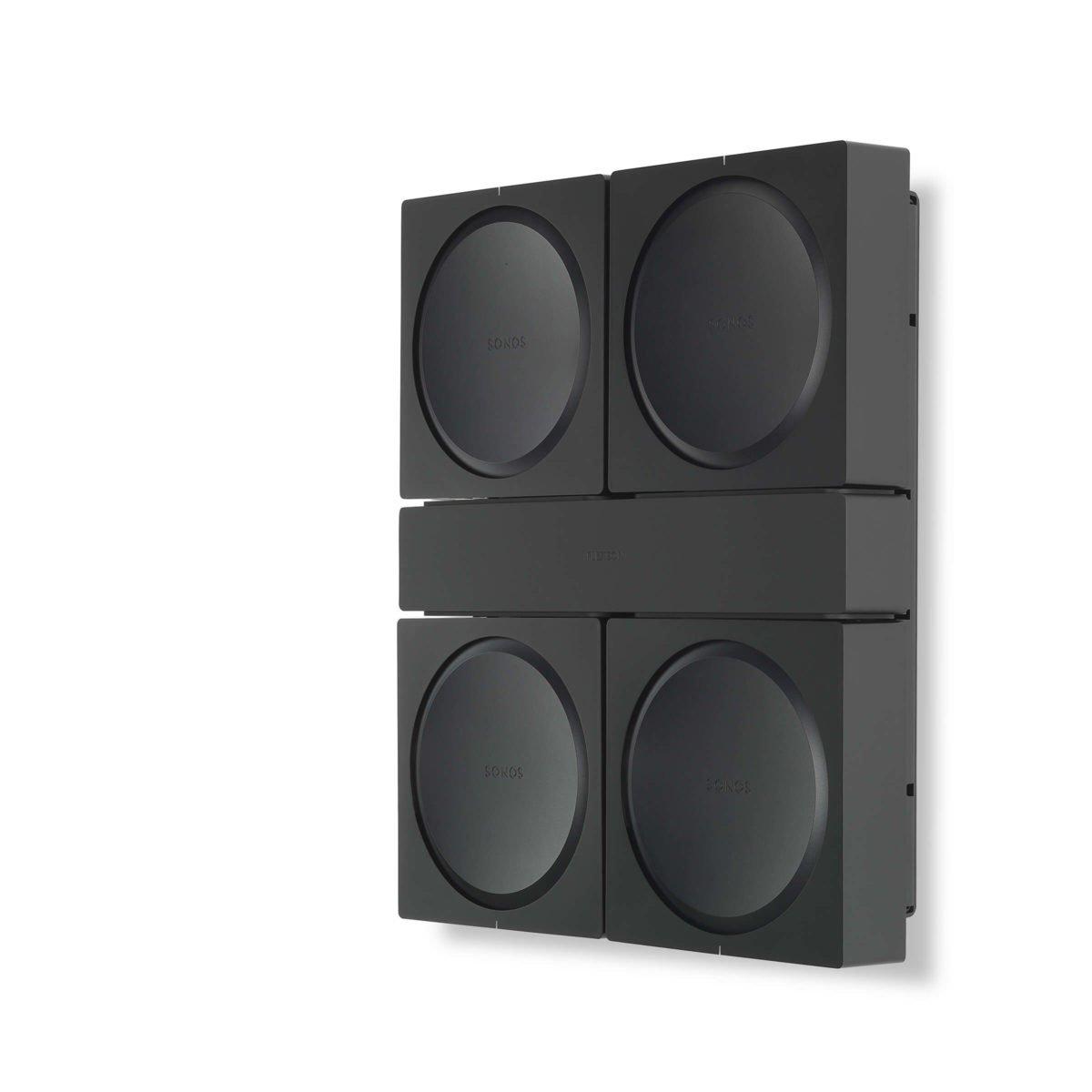 Flexson Sonos AMP 4x beugel 7